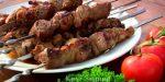 Сколько жарить шашлык из свинины на углях по времени – Сколько жарить шашлык из свинины на мангале ?