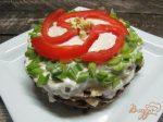 Печеночный торт рецепт из вареной печени – Закусочный торт из вареной печени