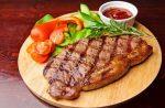 Стейк из говядины рецепт в духовке – пошаговые рецепты приготовления сочного и мягкого говяжьего стейка с овощами на гриле и на решетке