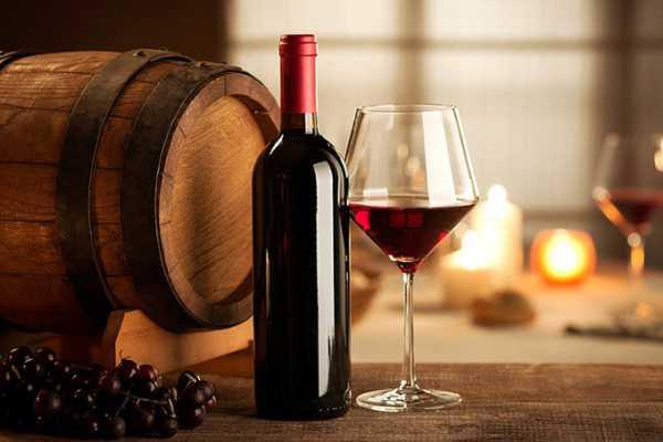 красное вино против глистов